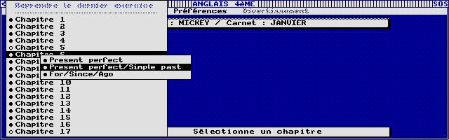 Thumbnail of other screenshot of Joker Micro - Anglais 4e