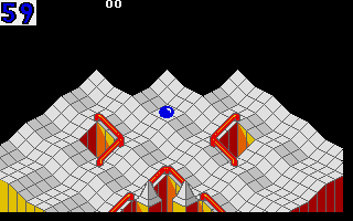 Thumbnail of other screenshot of Marble Madness