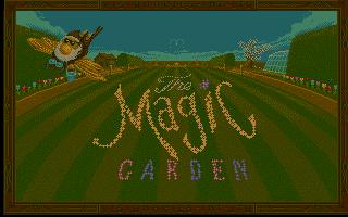 Screenshot of Magic Garden