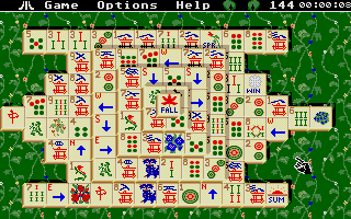 Thumbnail of other screenshot of Mah-Jong Solitaire