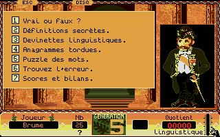 Thumbnail of other screenshot of Génies De L'Académie, Les - Senior