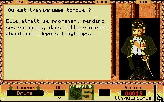 Screenshot of Génies De L'Académie, Les - Senior