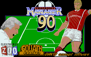 Thumbnail of other screenshot of Tracksuit Manager 90