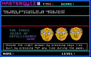 Thumbnail of other screenshot of Masterquiz