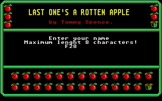Thumbnail of other screenshot of Last Ones Rotten Apple