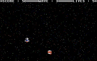 Thumbnail of other screenshot of Mission Alien