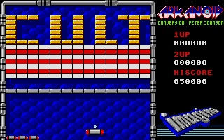 Thumbnail of other screenshot of Mission Arkanoid