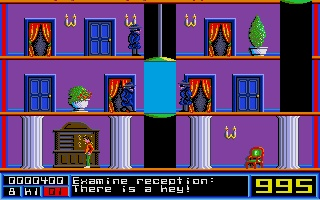 Thumbnail of other screenshot of Mission Elevator 2