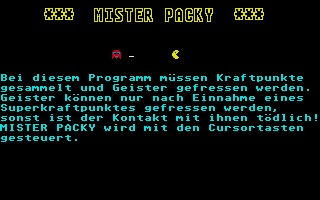 Thumbnail of other screenshot of Mister Packy