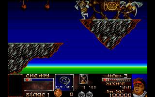 Screenshot of Risky Woods