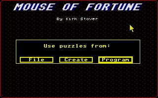 Thumbnail of other screenshot of Mouse of Fortune