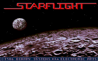 Thumbnail of other screenshot of Starflight