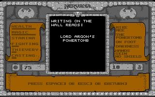 Screenshot of Nervana Quest 1 & 2