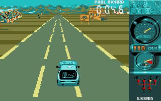 Screenshot of Turbo Cup