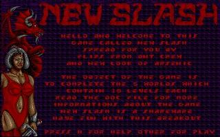 Thumbnail of other screenshot of New Slash