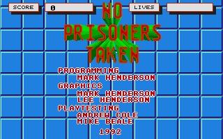 Thumbnail of other screenshot of No Prisoners Taken
