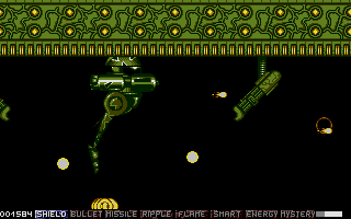 Screenshot of Under Pressure