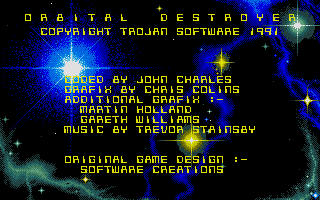 Thumbnail of other screenshot of Orbital Destroyer