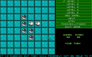 Thumbnail of other screenshot of Othello Game