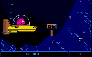 Screenshot of Pod Vodou