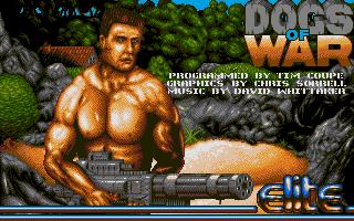 Screenshot of Dogs of War