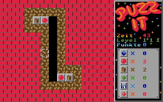 Screenshot of Puzz It