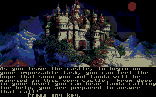 Thumbnail of other screenshot of Quest for Tanda