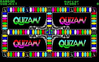 Screenshot of Quizam