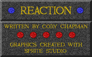 Thumbnail of other screenshot of Reaction