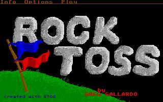 Thumbnail of other screenshot of Rock Toss
