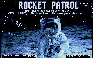 Thumbnail of other screenshot of Rocket Patrol