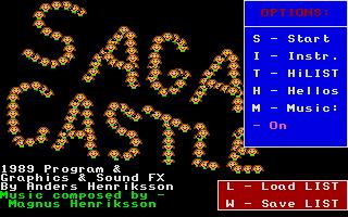 Thumbnail of other screenshot of Saga Castle