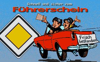 Thumbnail of other screenshot of Schnell und Sicher zum Führerschein