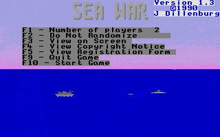 Thumbnail of other screenshot of Sea War