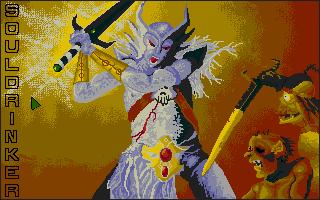 Screenshot of Souldrinker