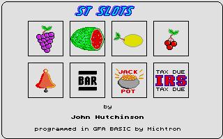 Screenshot of ST Slots