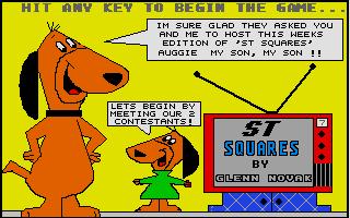 Screenshot of ST Squares
