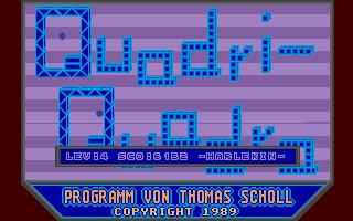 Thumbnail of other screenshot of Quadri-Quadra