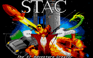 Thumbnail of other screenshot of STAC - The ST Adventure Creator
