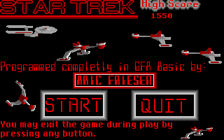 Large screenshot of Star Trek