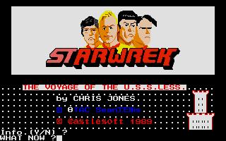 Thumbnail of other screenshot of Starwrek