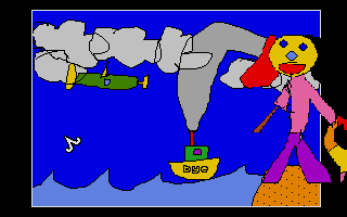 Thumbnail of other screenshot of Stranded on a Desert Island