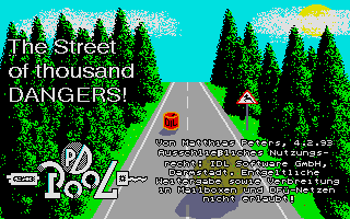 Thumbnail of other screenshot of Street of Thousand Dangers, The