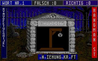 Thumbnail of other screenshot of Super Hangman ST
