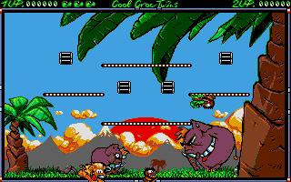Screenshot of Cool Croc Twins