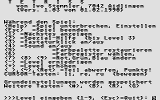 Thumbnail of other screenshot of Tetriss