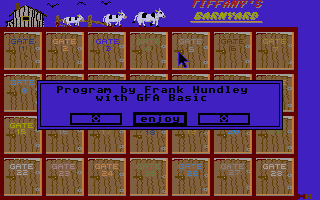 Thumbnail of other screenshot of Tiffany's Barnyard