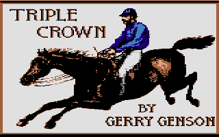Large screenshot of Triple Crown
