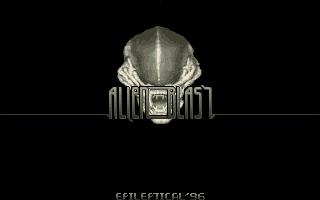 Screenshot of Alien Blast