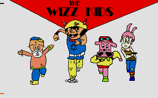 Thumbnail of other screenshot of Wizz Kids, The